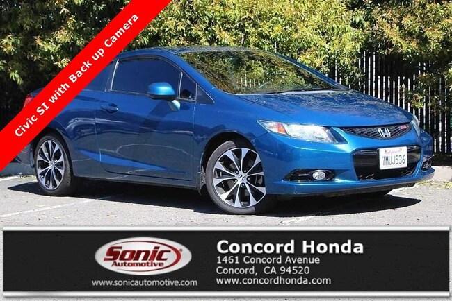 Used 2013 Honda Civic Si Coupe in Concord, CA