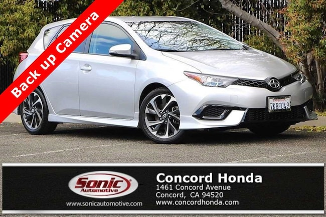 Used 2016 Scion iM Hatchback in Concord, CA