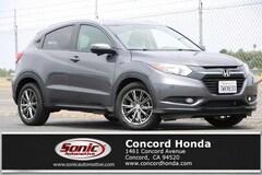 Used 2016 Honda HR-V EX-L w/Navigation FWD SUV for sale in Orange County