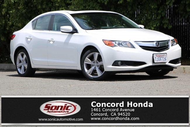 2015 Acura ILX ILX 5-Speed Automatic with Premium Package Sedan