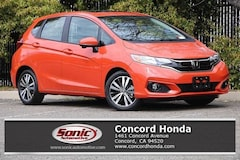 New 2019 Honda Fit EX Hatchback in Concord, CA