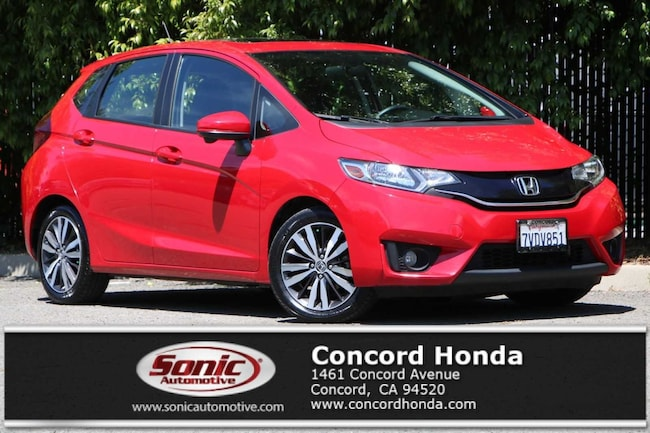 Used 2016 Honda Fit EX Hatchback in Concord, CA