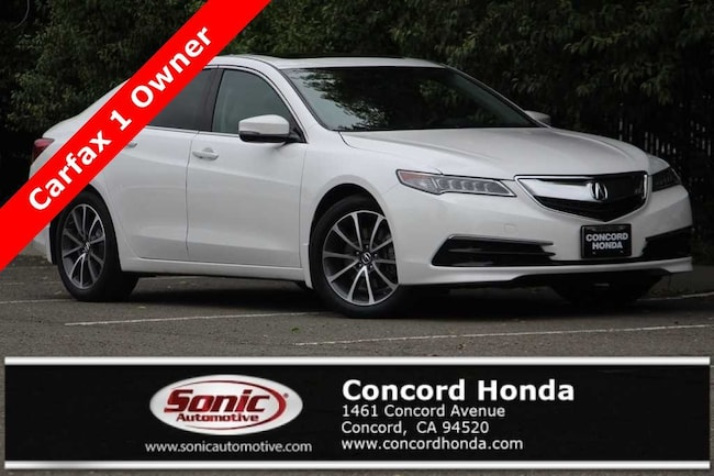 Acura Santa Monica >> Used 2016 Acura Tlx Tlx 3 5 V 6 9 At Sh Awd With Technology