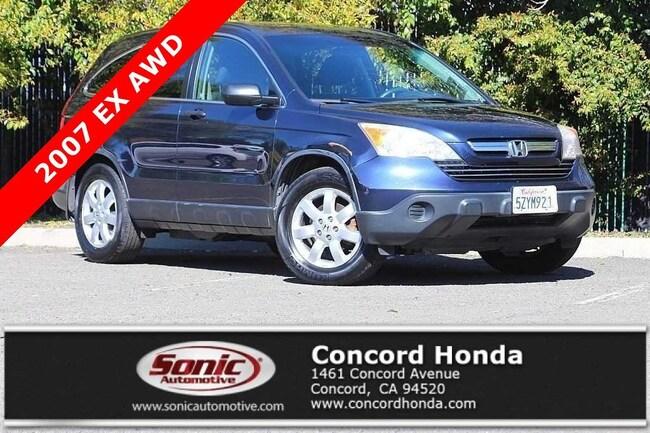Used 2007 Honda CR-V EX SUV in Concord, CA