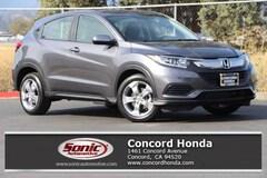 New 2019 Honda HR-V LX AWD SUV in Concord, CA