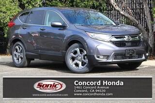New 2019 Honda CR-V EX 2WD SUV
