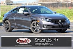 New 2019 Honda Civic Sport Coupe in Concord, CA