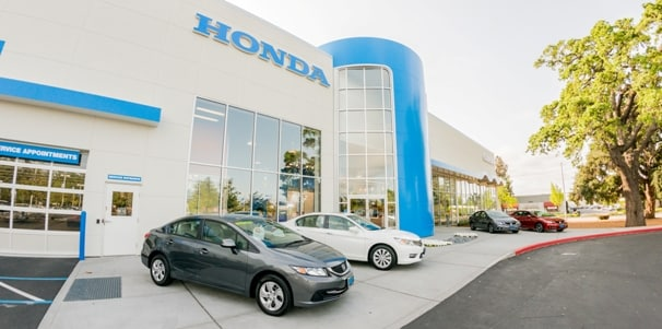 New Honda Used Cars For Sale