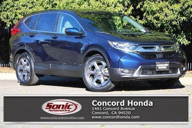 New 2019 Honda CR-V EX 2WD SUV in Concord, CA