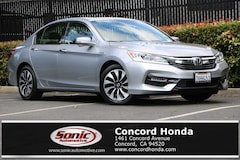 Used 2017 Honda Accord Hybrid EX-L Sedan for sale in Orange County