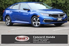 New 2019 Honda Civic LX Sedan in Concord, CA