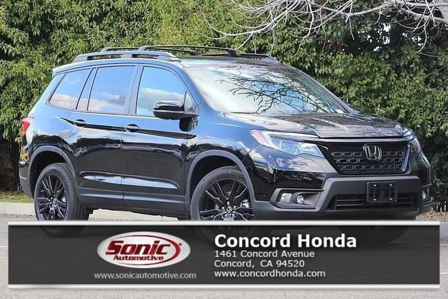 New 2019 Honda Passport Sport AWD SUV in Concord, CA