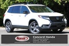 New 2019 Honda Passport Touring AWD SUV in Concord, CA