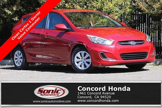 Used 2017 Hyundai Accent SE Hatchback in Concord, CA