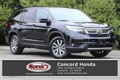 New 2019 Honda Pilot EX-L w/Navi & RES AWD SUV in Concord, CA