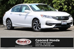 Certified 2016 Honda Accord EX-L Sedan in Hayward, CA