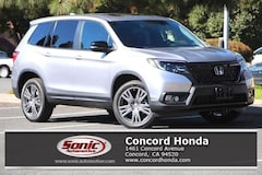 New 2019 Honda Passport EX-L AWD SUV in Concord, CA