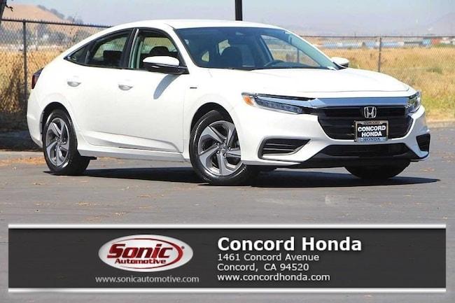 New 2019 Honda Insight LX Sedan in Concord, CA