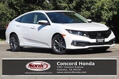 New 2019 Honda Civic EX Sedan in Concord, CA