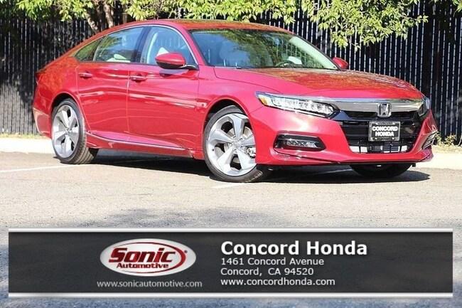 New 2018 Honda Accord Touring 2.0T Sedan in Concord, CA