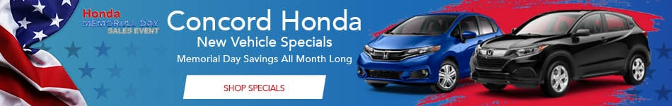 May Concord Honda