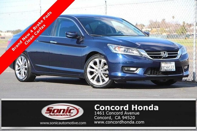 Used 2014 Honda Accord Sport Sedan in Concord, CA