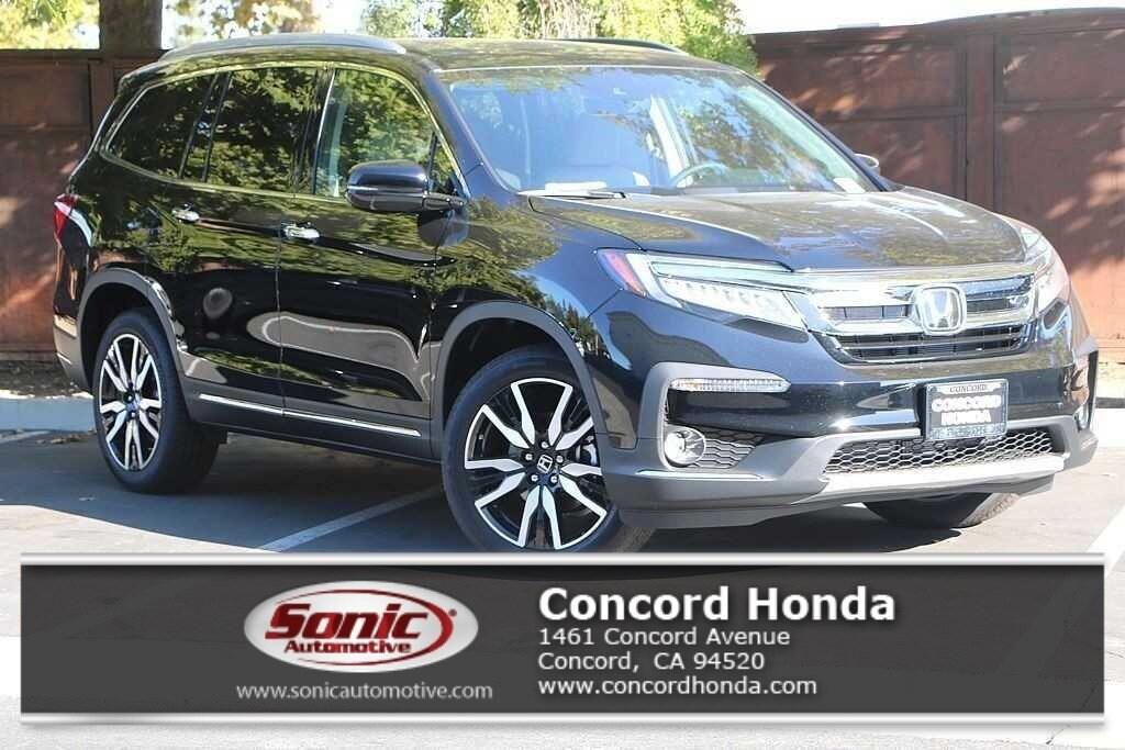 2019 Honda Pilot Touring 7-Passenger FWD SUV