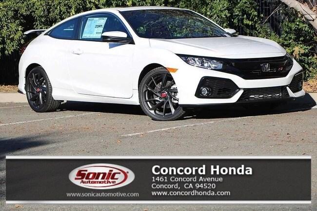 New 2019 Honda Civic Si Base Coupe in Concord, CA