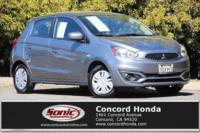 Used 2017 Mitsubishi Mirage ES Hatchback in Concord, CA