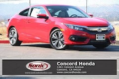 New 2018 Honda Civic EX-L Coupe in Concord, CA
