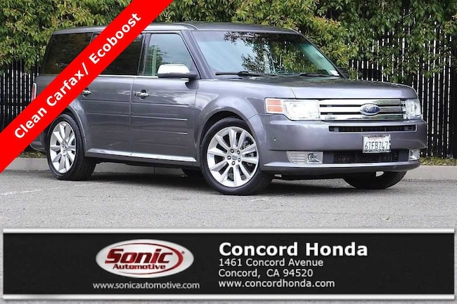 Used 2010 Ford Flex Limited w/EcoBoost SUV in Concord, CA