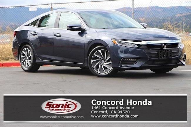 New 2019 Honda Insight Touring Sedan in Concord, CA