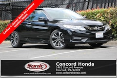 Used 2016 Honda Accord EX-L Coupe in Concord, CA
