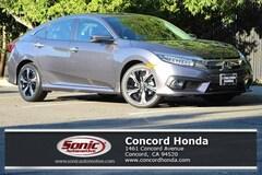 New 2018 Honda Civic Touring Sedan in Concord, CA