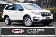 New 2019 Honda Pilot LX FWD SUV in Concord, CA