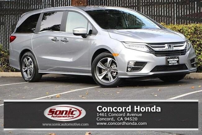 New 2019 Honda Odyssey Touring Van in Concord, CA