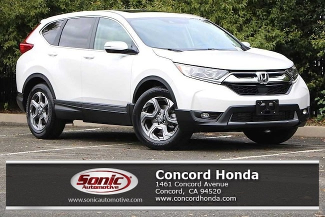 New 2019 Honda CR-V EX 2WD SUV in Concord, CA