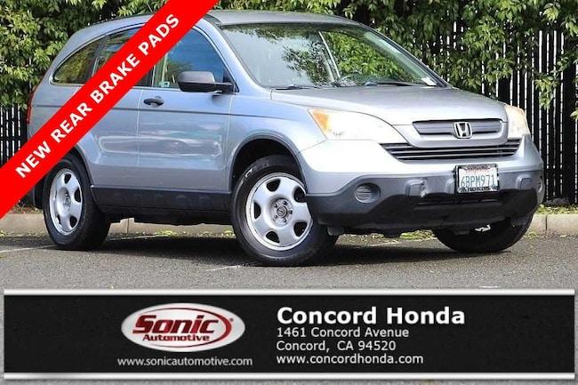 Certified 2008 Honda CR-V LX SUV in Concord, CA