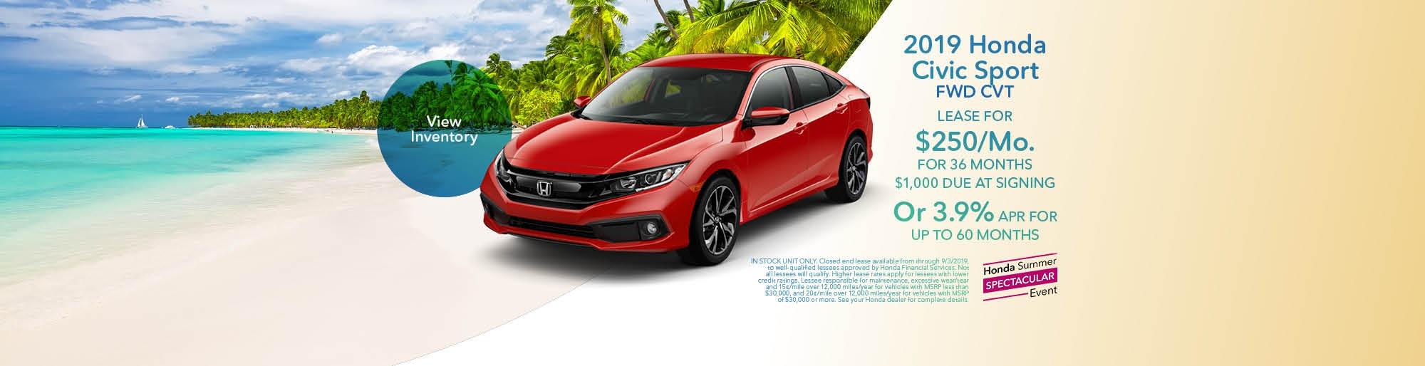 Concord Honda: New & Used Car Dealership
