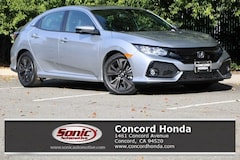 New 2018 Honda Civic EX-L w/Navi Hatchback in Concord, CA