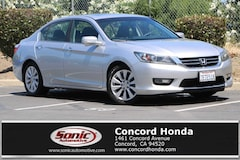 Used 2013 Honda Accord EX Sedan in Concord, CA