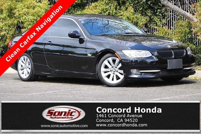 Used 2012 BMW 328i Coupe in Concord, CA