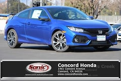 New 2019 Honda Civic Si Manual w/Summer Tires *Ltd Avail* Coupe in Concord, CA