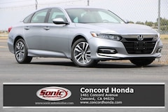 New 2019 Honda Accord Hybrid EX Sedan in Concord, CA