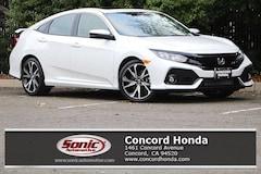 New 2019 Honda Civic Si Base Sedan in Concord, CA