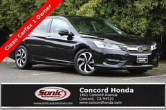 Used 2016 Honda Accord EX-L Sedan in Concord, CA