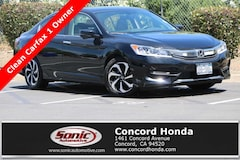 Used 2017 Honda Accord EX-L Sedan in Concord, CA