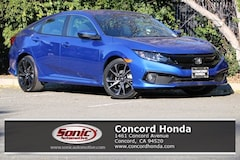 New 2019 Honda Civic Sport Sedan in Concord, CA