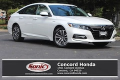 New 2018 Honda Accord Hybrid EX Sedan in Concord, CA
