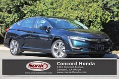 New 2019 Honda Clarity Plug-In Hybrid Touring Sedan in Concord, CA